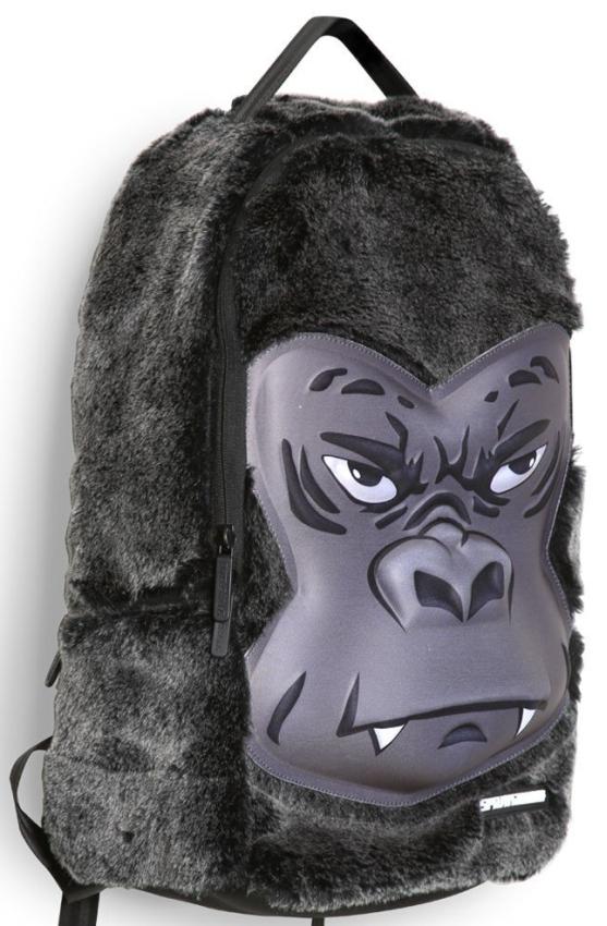 backpack gorilla