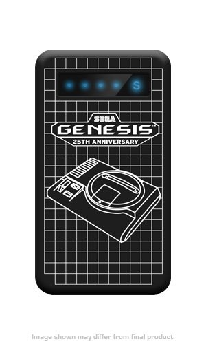 Sega Hardware Series Power Partner 9000mAh External Battery