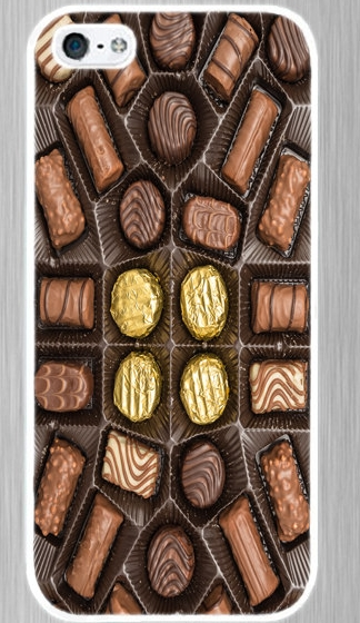 Chocolate case iphone 5S