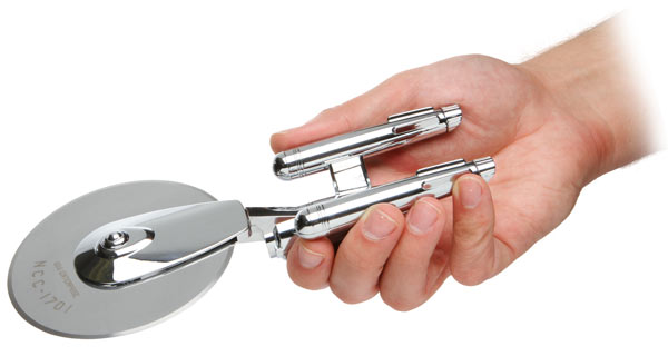 Star Trek Enterprise Pizza Cutter