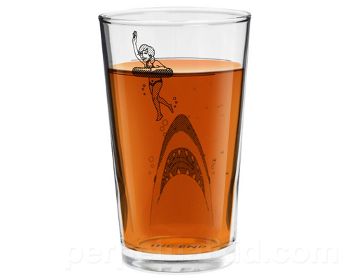 glass shark