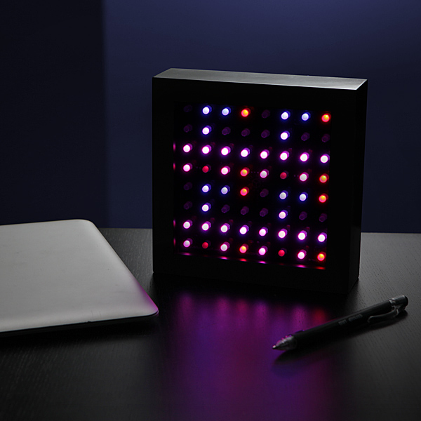 The Hypnotic Light Square