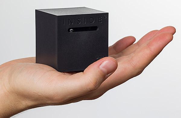 Inside³ 3D Labyrinth Puzzle Cubes