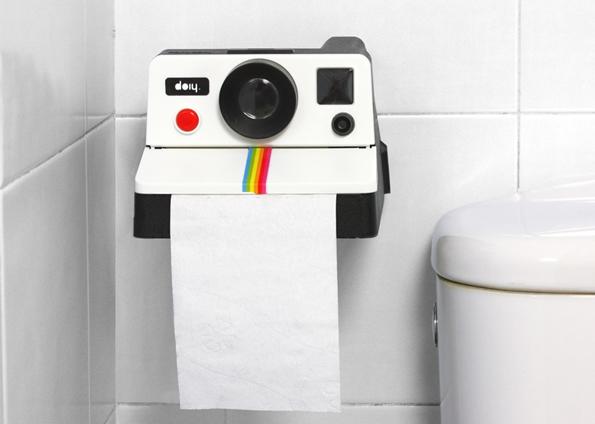 Polaroid Toilet Paper