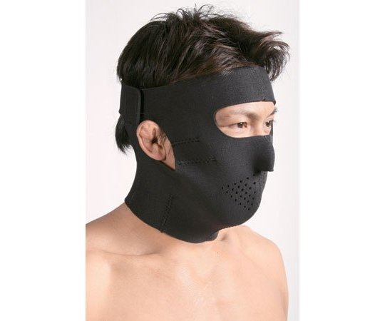 Sauna mask tighten cheek chin