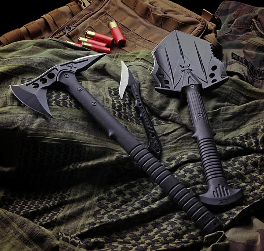 M48 Tactical Survival Series Gadgets Matrix