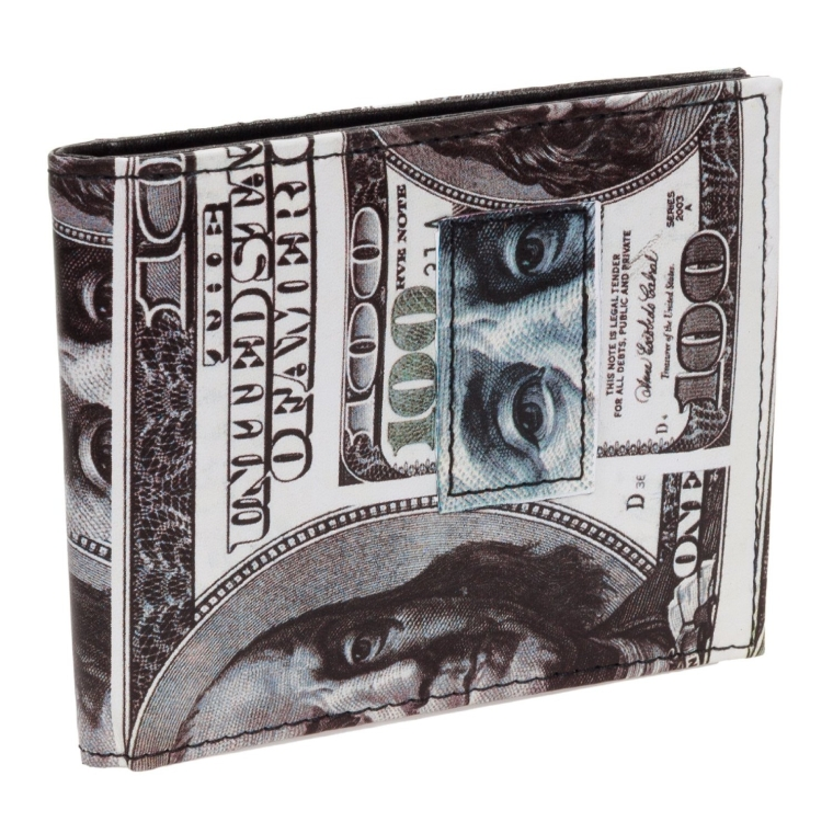 Benjamin Money Bifold Wallet