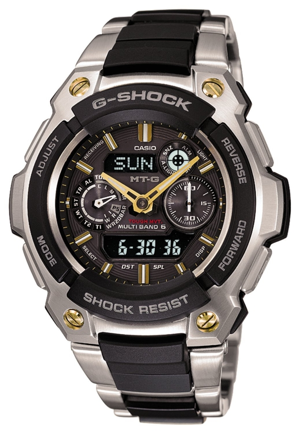 CASIO g-shock tough solar radio mens watch