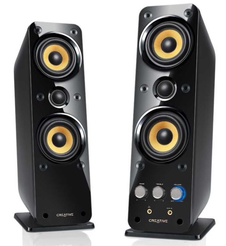 Creative GigaWorks T40 Series II 2.0 Multimedia Speaker System