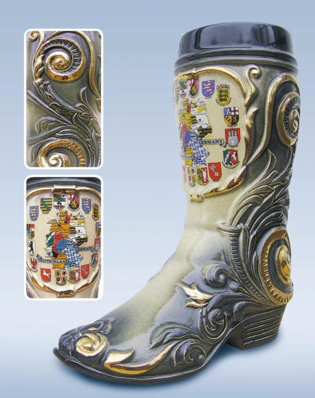 German Beer Stein boot