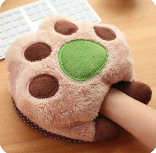 Hand Warmer mouse pad