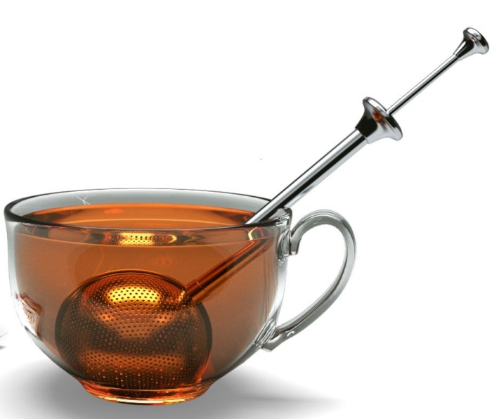Long-Handled Tea Strainers