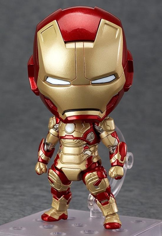 Nendoroid Iron Man 3 Iron Man Mark 42 Heroes Edition
