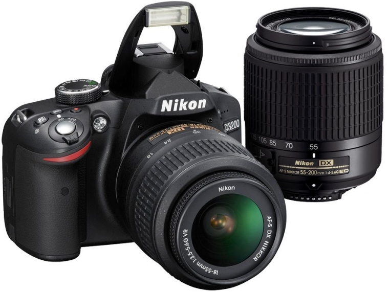 Nikon D3200 24.2 MP CMOS Digital SLR