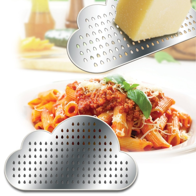 Partly Cheesy Cheese Grater