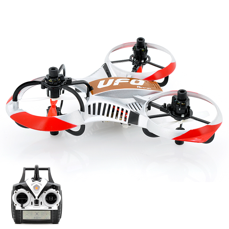 "RC Mini UFO Tricopter ""Invader"""