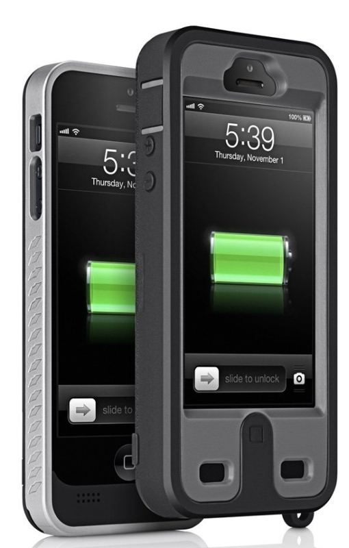 Refuel Armor Removable Battery Case for iPhone 5/5S