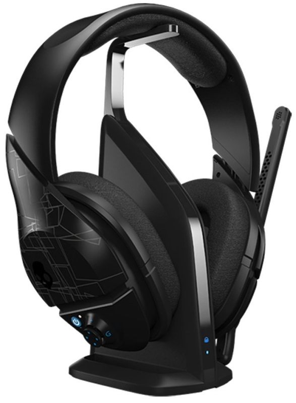 Skullcandy PLYR1 7.1 Surround Sound Wireless Gaming Headset