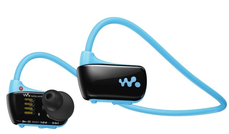 Sony NWZW273 4 GB Waterproof Walkman Sports MP3 Player