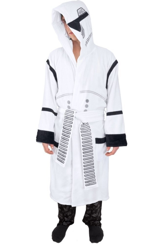 Star Wars – Storm Trooper Bathrobe