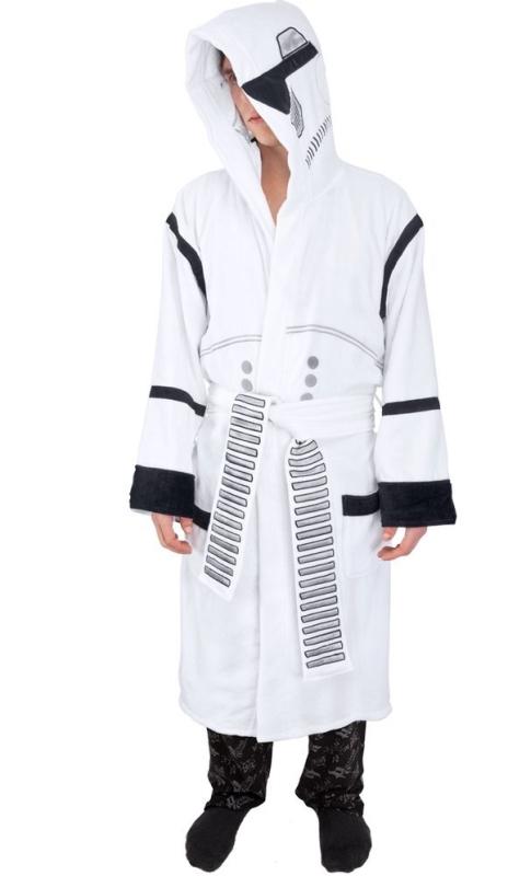 Star Wars - Storm Trooper Bathrobe