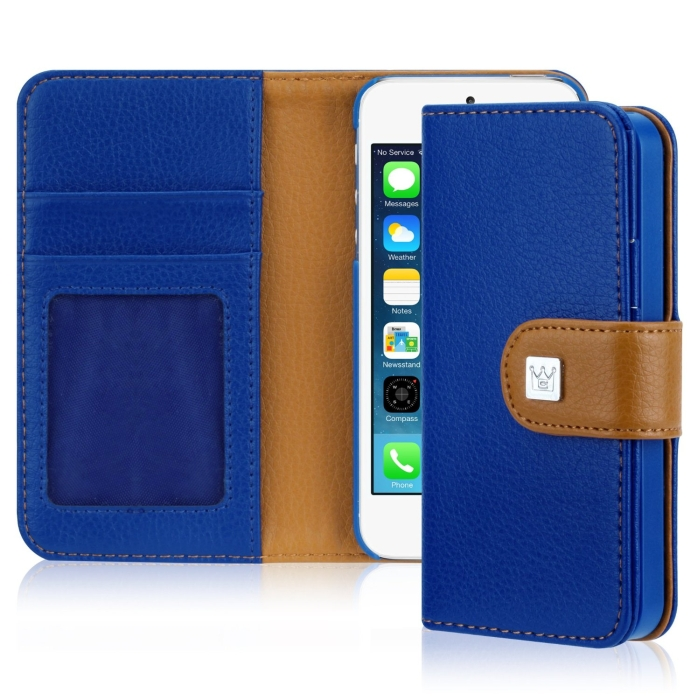 Wallet Case Cover for iPhone 5 5s