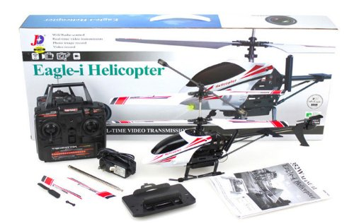 WifiRadio Dual Remote Controller, Real-Time Video TransmissioHelicopterGyro