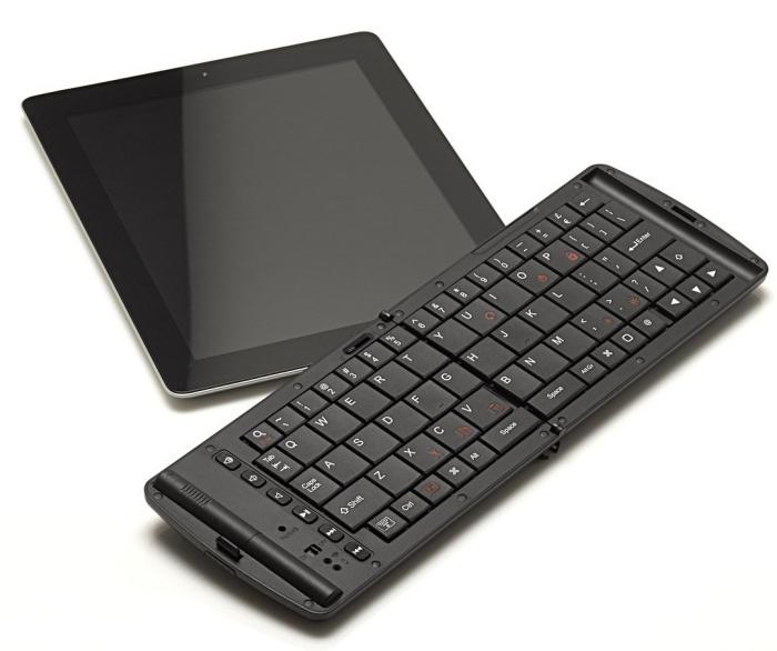 Wireless Bluetooth Folding Keyboard