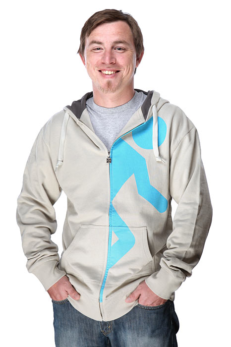Portal 2 Test Candidate Hoodie