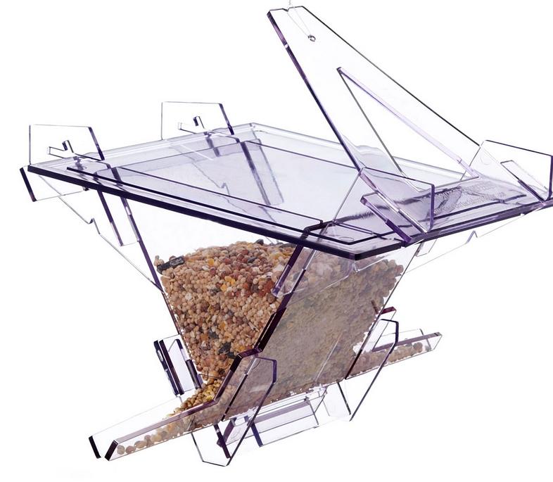 the architect's birdfeeder