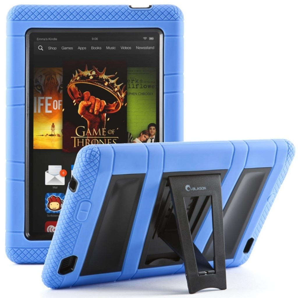 All New Kindle Fire HD 7 Inch Tablet (2nd Generation