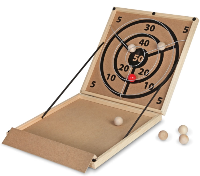 The Portable Carnival Bowling Game