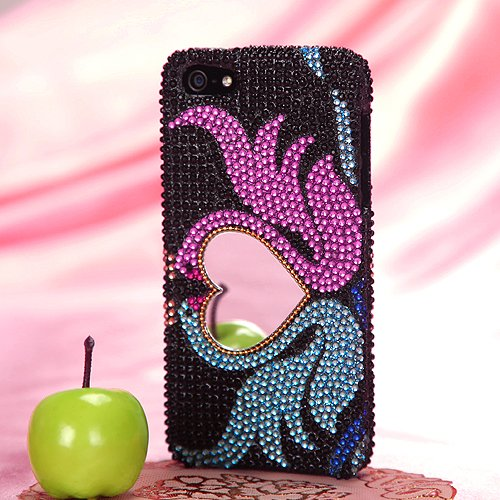 Dazzling Diamante Bling Case for iPhone 5 / iPhone 5S