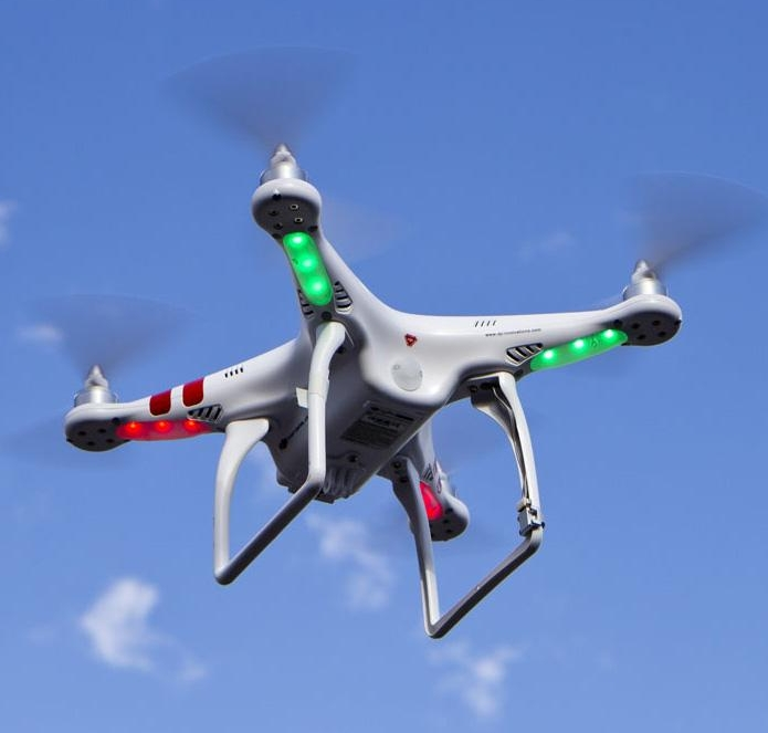 Drone Quadcopter for GoPro