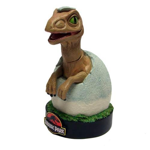Jurassic Park Raptor Hatchling Bobble Head