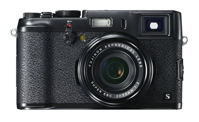 Fujifilm X100S 16 MP Digital Camera with 3.0-Inch LCD