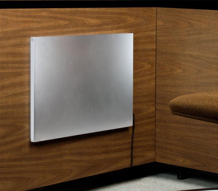 Legs Flat Panel Heater