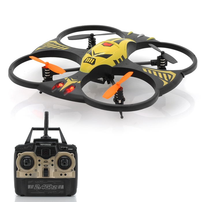 RC Quadcopter Defender