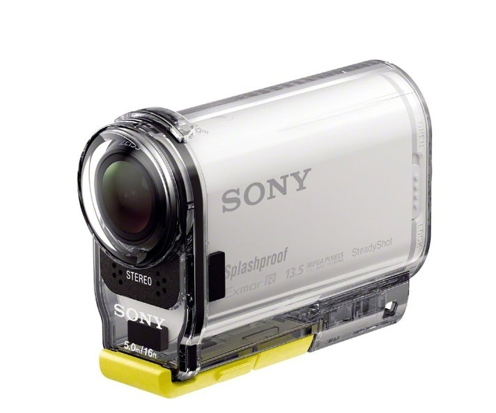 Sony HDRAS100VRW Video Camera with 3-Inch LCD