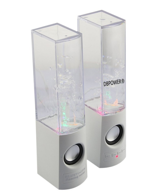 Wireless Bluetooth Dancing Water Fountain Light Show Sound Speaker
