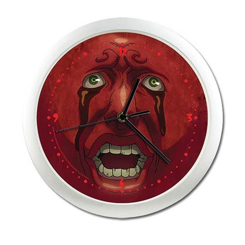 Berserk Behelit Wall Clock