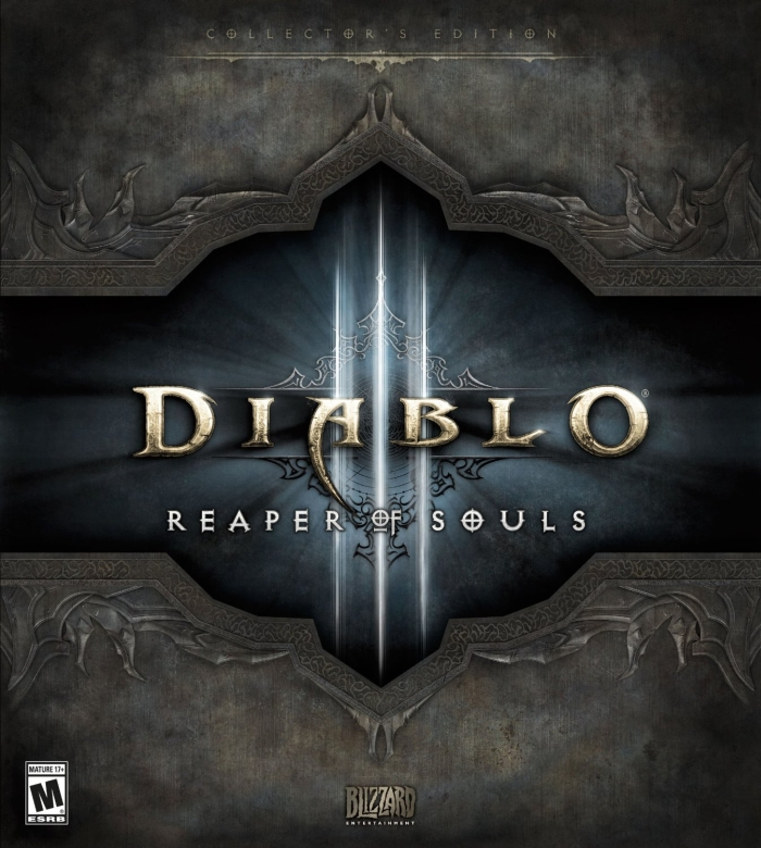 Diablo III Reaper of Souls Collector's Edition
