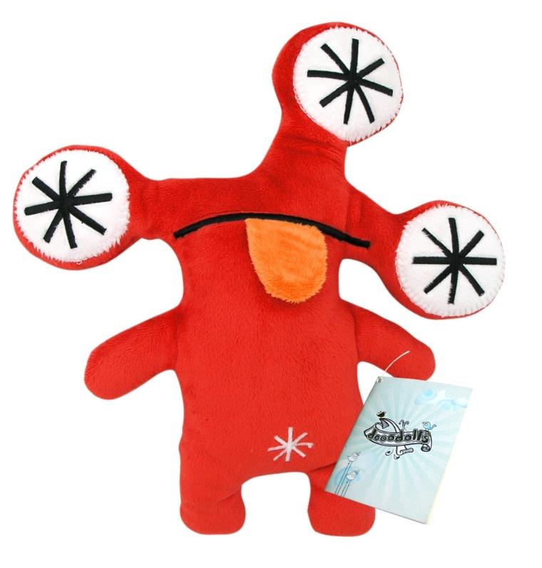 Dooodolls Plush Doll
