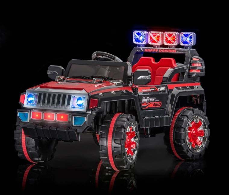 Hummer Style Kid's Ride On Car