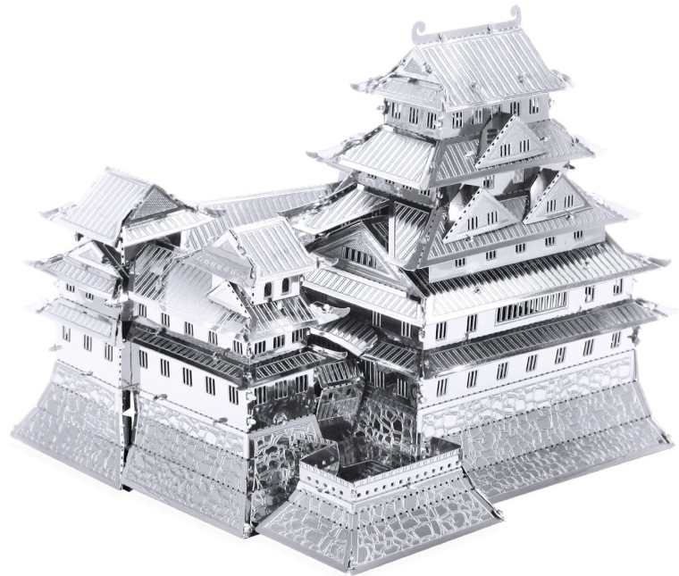 Metal Earth 3D Laser Cut Model - Himeji Castle