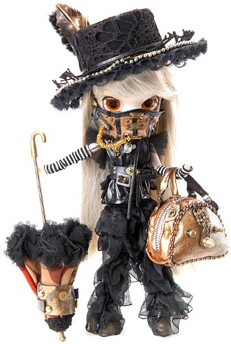 Pullip Dolls Byul Steampunk Rhiannon 10″ Fashion Doll Accessory