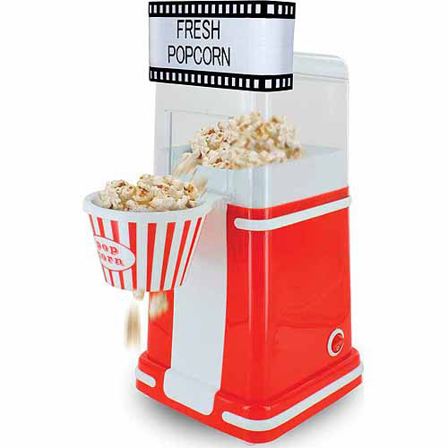 Smart Planet Basketball Popcorn Popper