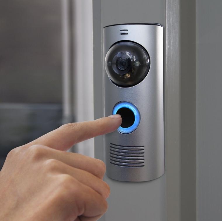 The Doorbell for Smartphones