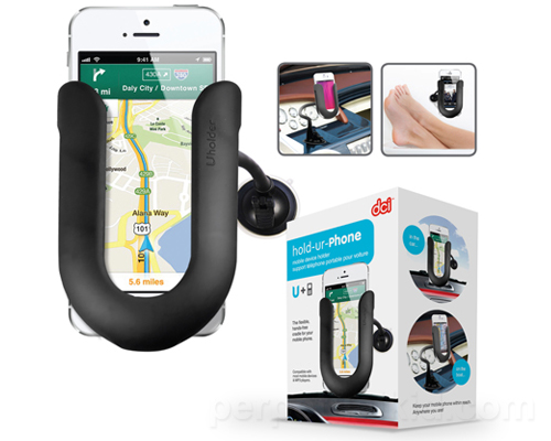 HOLD-UR-PHONE CRADLE