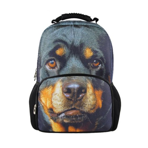 Animal Face 3D Animals Backpack